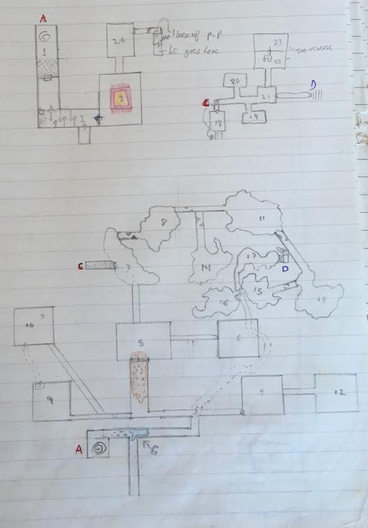 1998 Original map