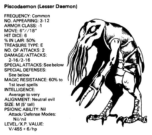 Piscodaemon